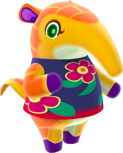 Animal Crossing New Horizons Anabelle Villager Image