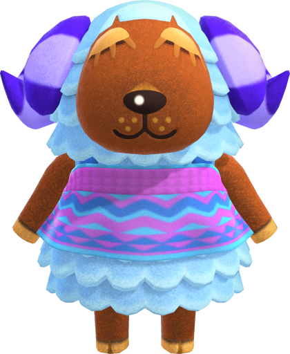 Animal Crossing New Horizons Baabara Image