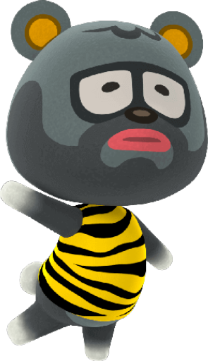 Animal Crossing New Horizons Barold Image