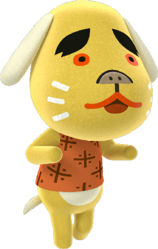 Animal Crossing New Horizons Benjamin Image