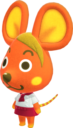 Animal Crossing New Horizons Bettina Image
