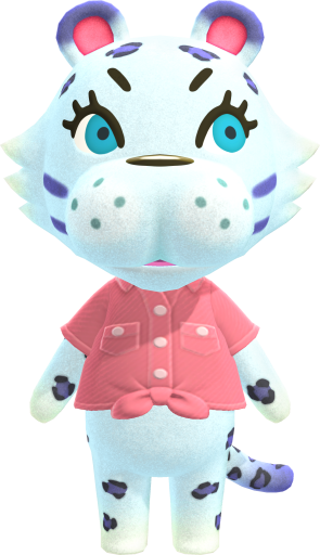Animal Crossing New Horizons Bianca Image
