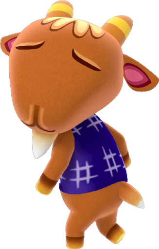 Animal Crossing New Horizons Billy Image