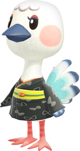 Animal Crossing New Horizons Blanche Image