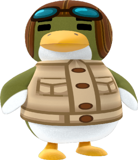 Animal Crossing New Horizons Boomer Image