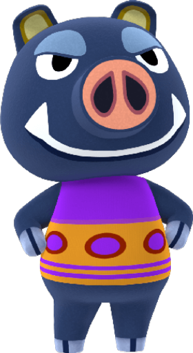 Animal Crossing New Horizons Boris Image