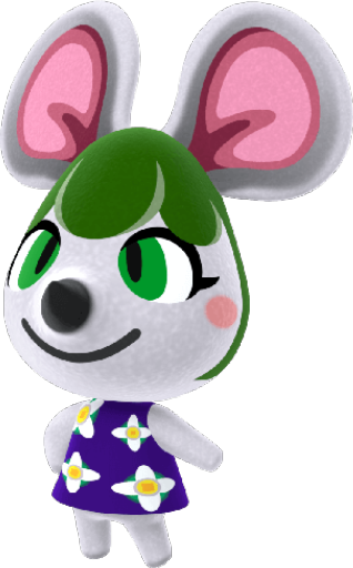 Animal Crossing New Horizons Bree Image