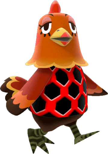 Animal Crossing New Horizons Broffina Image