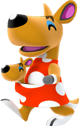 Animal Crossing New Horizons Carrie Image